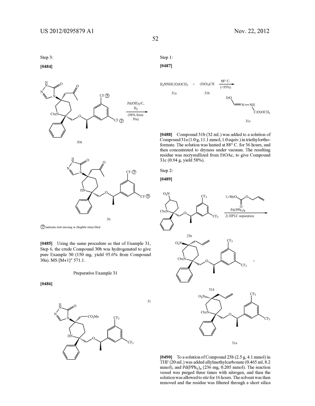 NK1 Antagonists - diagram, schematic, and image 53