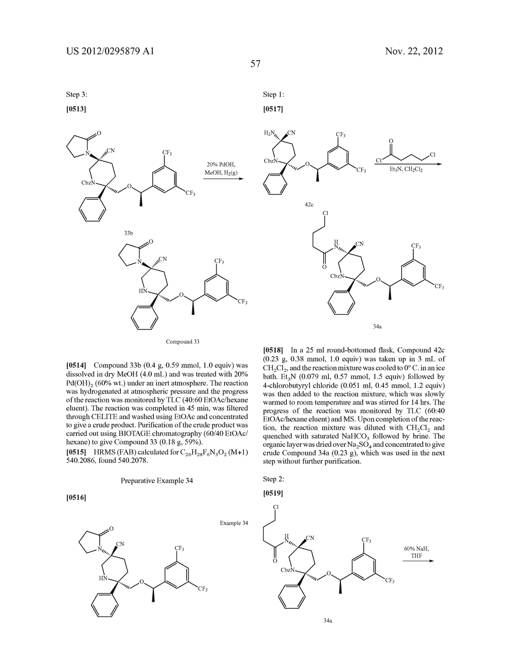 NK1 Antagonists - diagram, schematic, and image 58