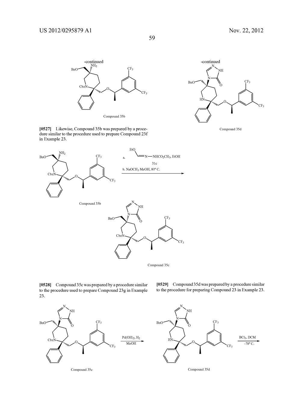 NK1 Antagonists - diagram, schematic, and image 60