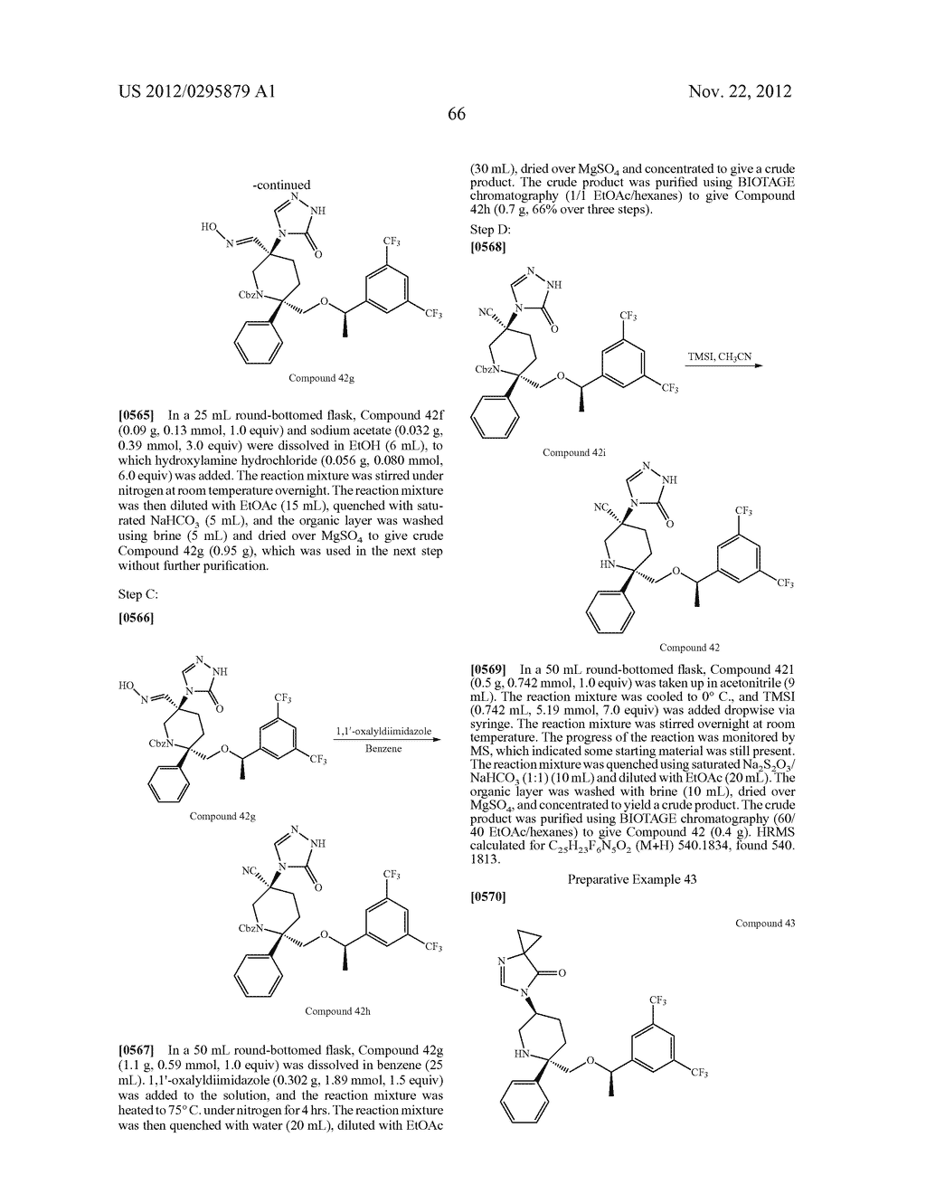 NK1 Antagonists - diagram, schematic, and image 67