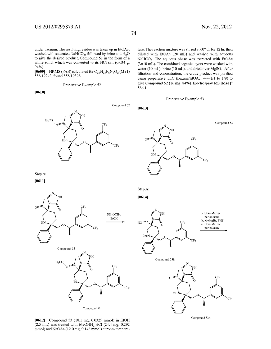NK1 Antagonists - diagram, schematic, and image 75