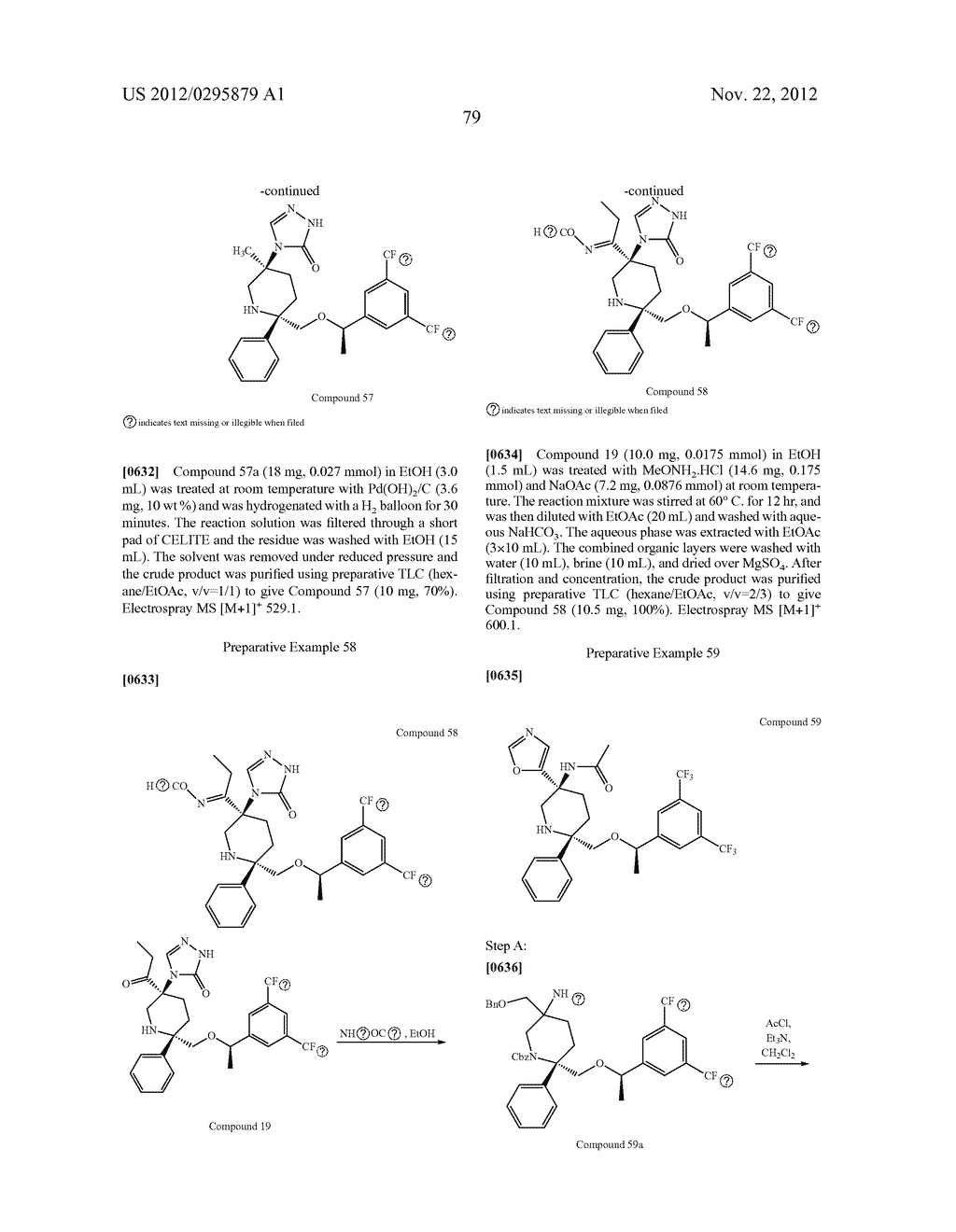 NK1 Antagonists - diagram, schematic, and image 80