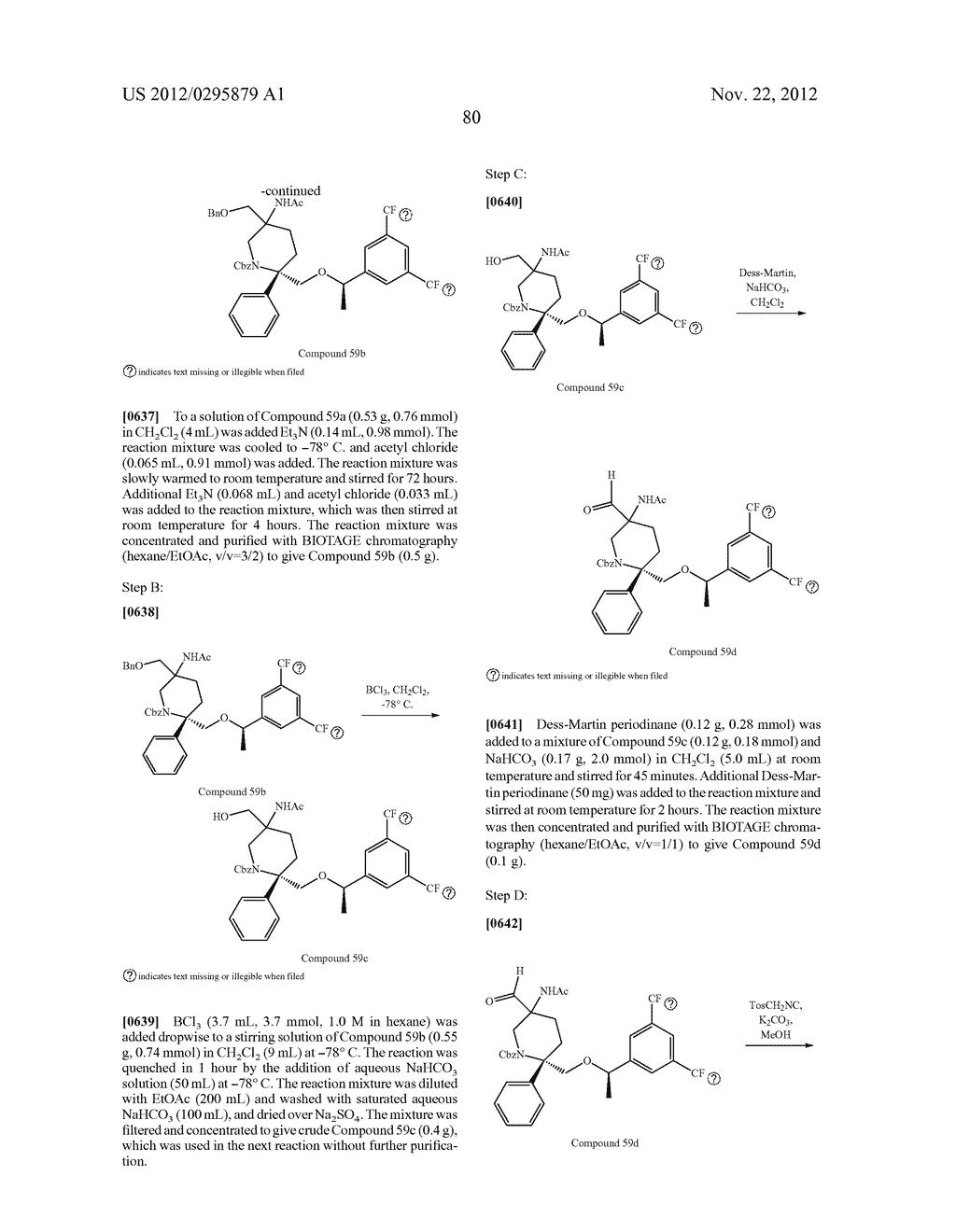 NK1 Antagonists - diagram, schematic, and image 81