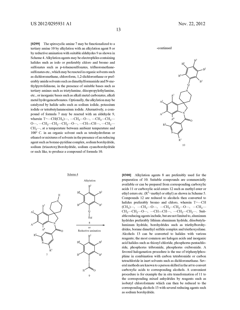 SPIROINDOLINE COMPOUNDS FOR USE AS ANTHELMINTHICS - diagram, schematic, and image 14