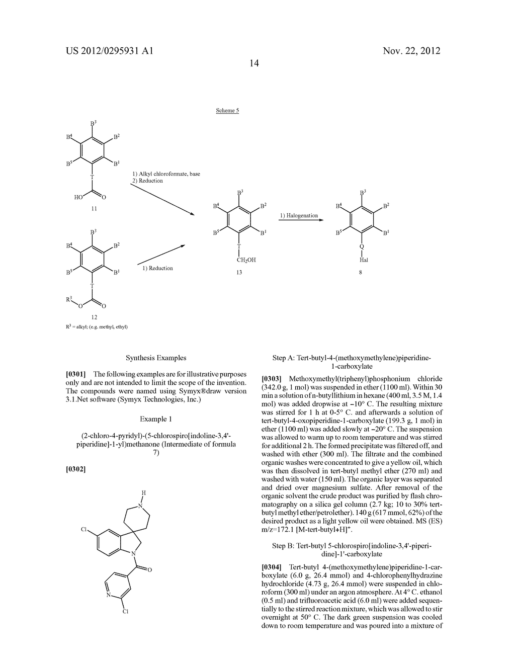 SPIROINDOLINE COMPOUNDS FOR USE AS ANTHELMINTHICS - diagram, schematic, and image 15