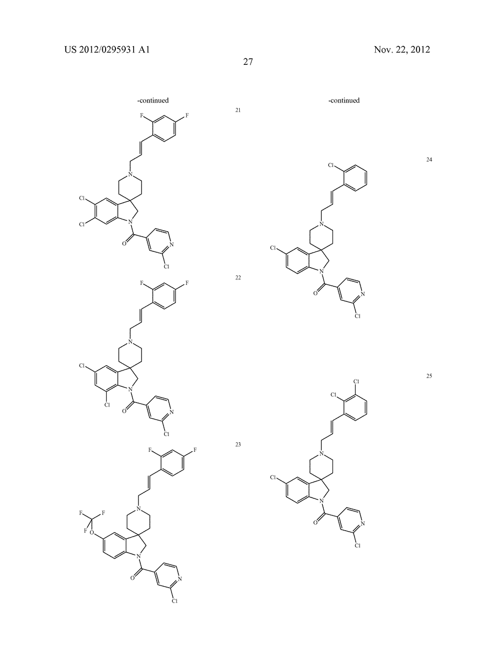 SPIROINDOLINE COMPOUNDS FOR USE AS ANTHELMINTHICS - diagram, schematic, and image 28