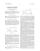 Ester Derivatives of Bimatoprost Compositions and Methods diagram and image