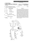 CONTROL METHOD FOR THE CASTING LEVEL OF A CONTINUOUS CASTING MOLD diagram and image
