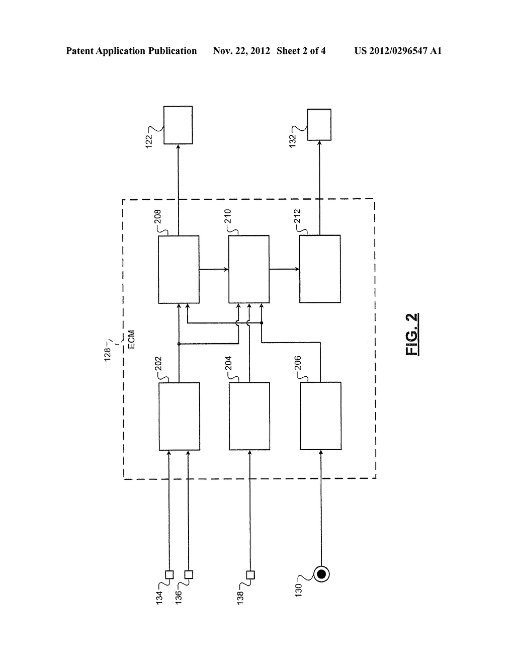 SYSTEM AND METHOD FOR DETERMINING COOLANT FLOW IN AN ENGINE - diagram, schematic, and image 03