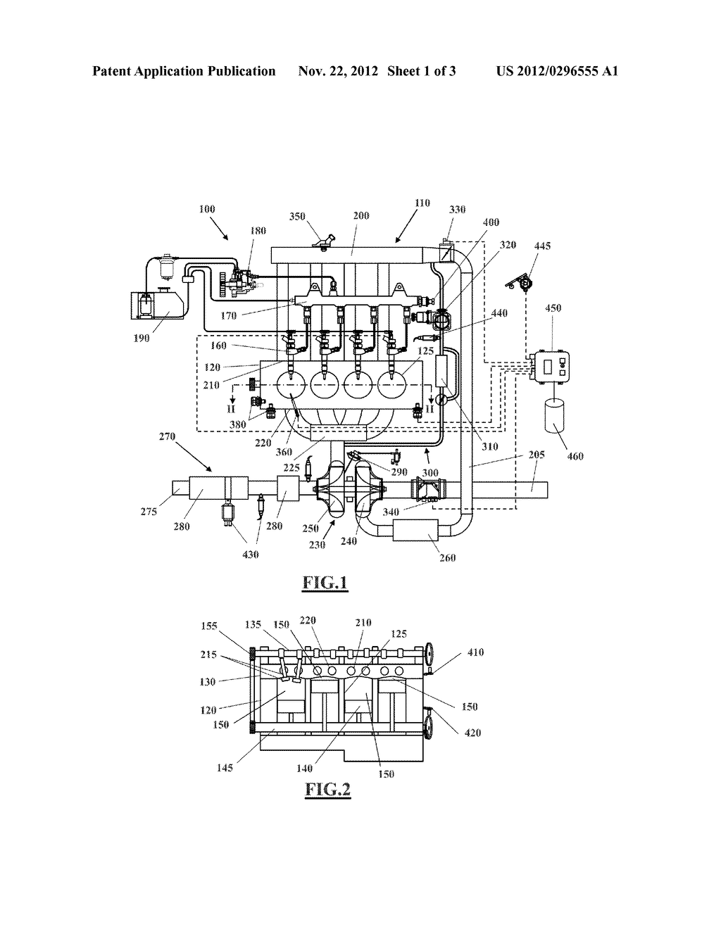 METHOD FOR OPERATING AN INTERNAL COMBUSTION ENGINE - diagram, schematic, and image 02