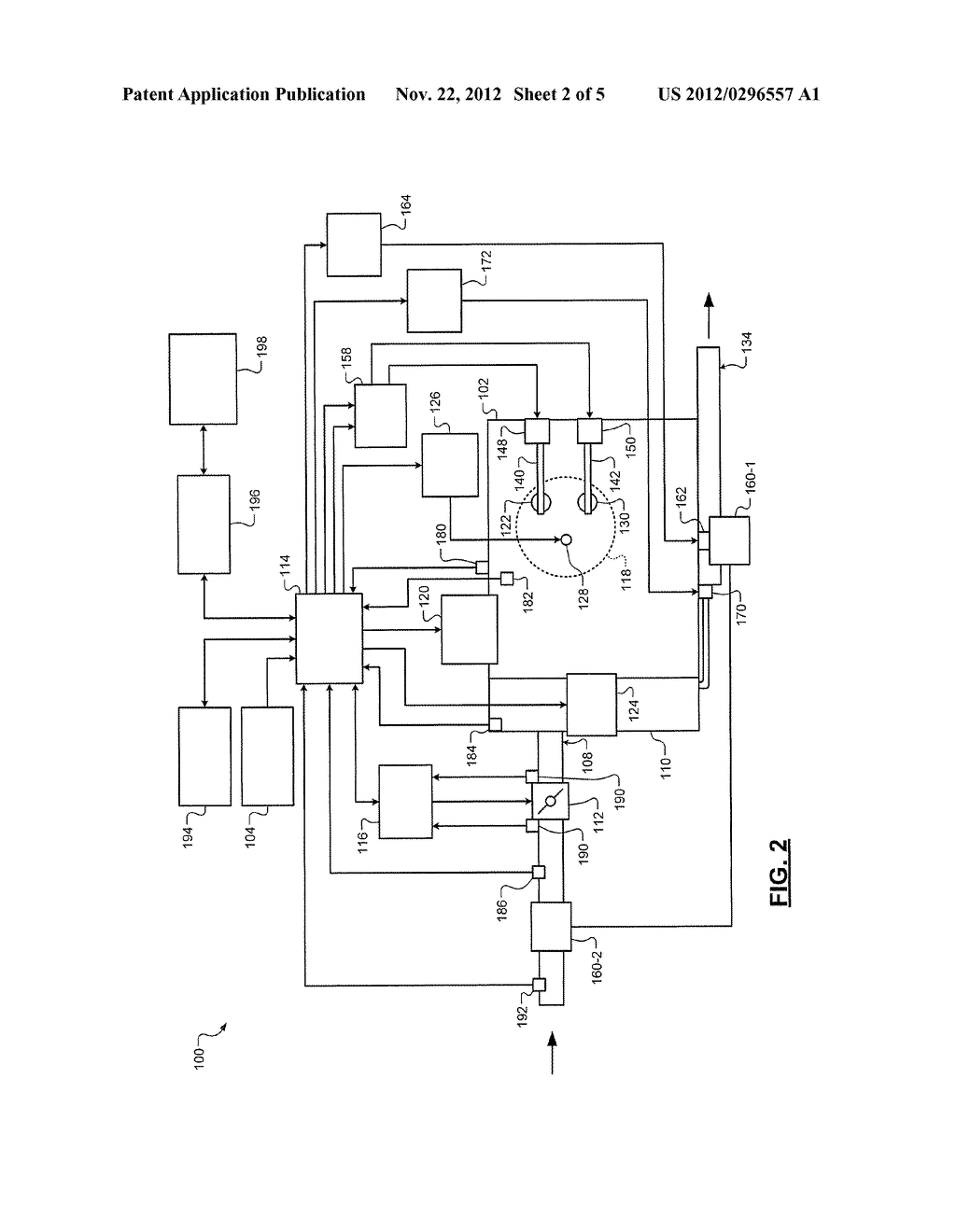 SYSTEM AND METHOD FOR TORQUE CONTROL IN A HOMOGENEOUS CHARGE COMPRESSION     IGNITION ENGINE - diagram, schematic, and image 03