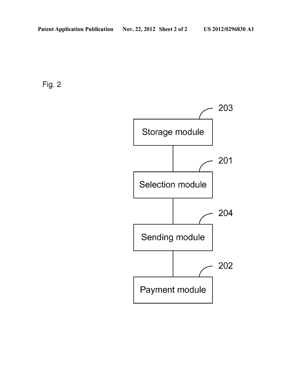 METHOD AND MOBILE TERMINAL FOR REALIZING NETWORK PAYMENT - diagram, schematic, and image 03