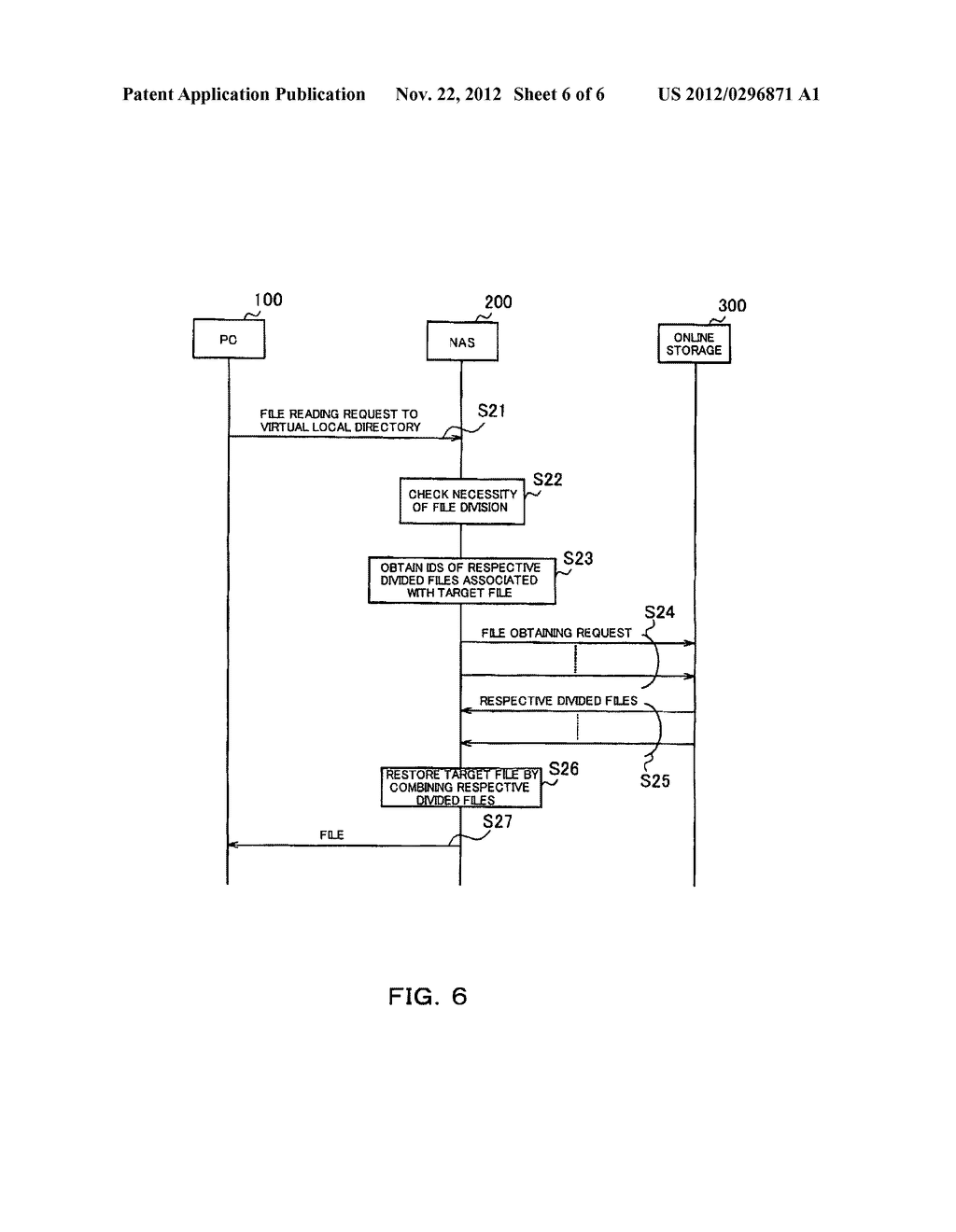 FILE MANAGING APPARATUS FOR PROCESSING AN ONLINE STORAGE SERVICE - diagram, schematic, and image 07