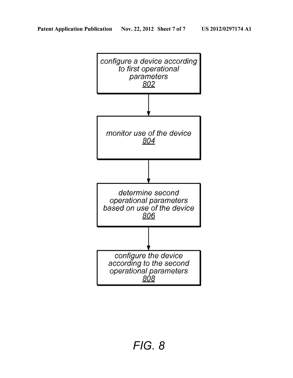 Modifying Operating Parameters Based on Device Use - diagram, schematic, and image 08