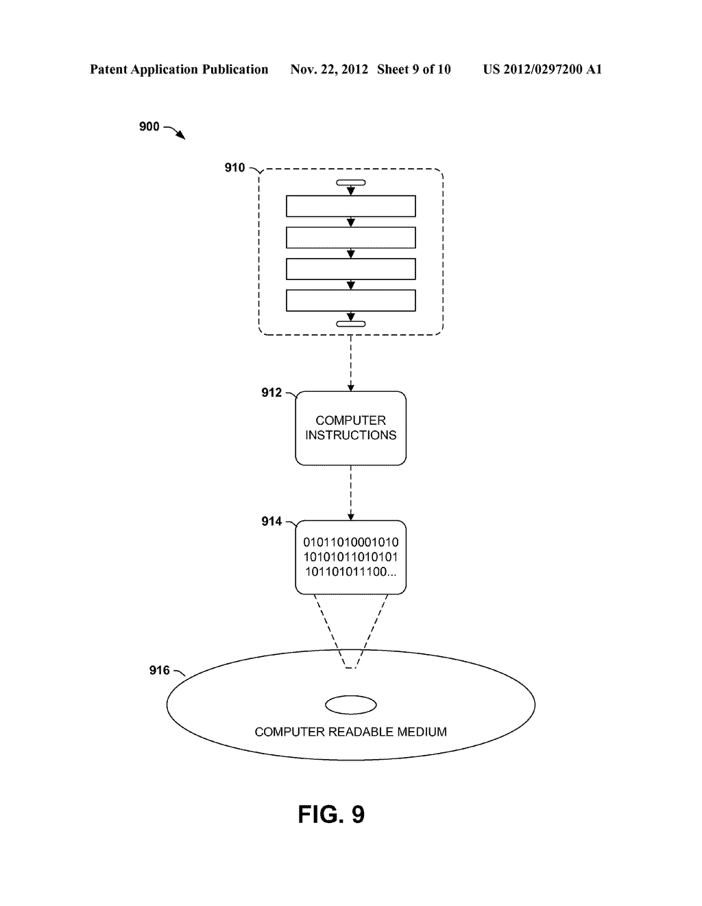 POLICY BOUND KEY CREATION AND RE-WRAP SERVICE - diagram, schematic, and image 10