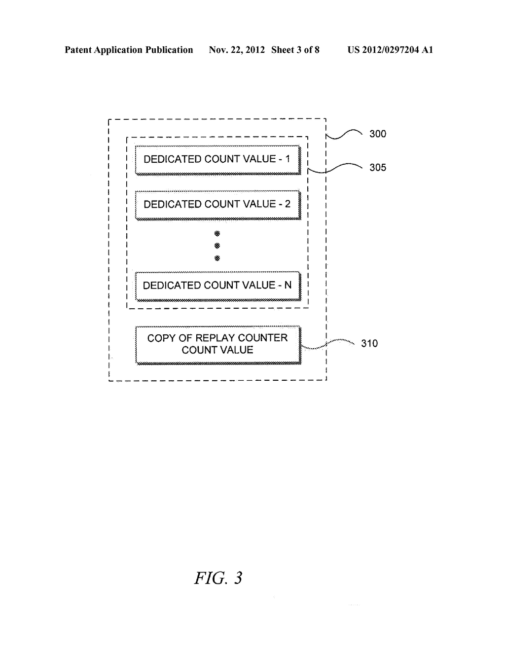 Security Architecture For Using Host Memory in the Design of A Secure     Element - diagram, schematic, and image 04