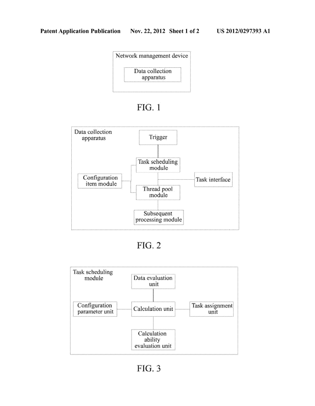 Data Collecting Method, Data Collecting Apparatus and Network Management     Device - diagram, schematic, and image 02