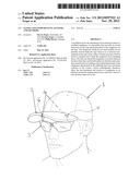 LENSES AND VISOR DEVICES, SYSTEMS, AND METHODS diagram and image