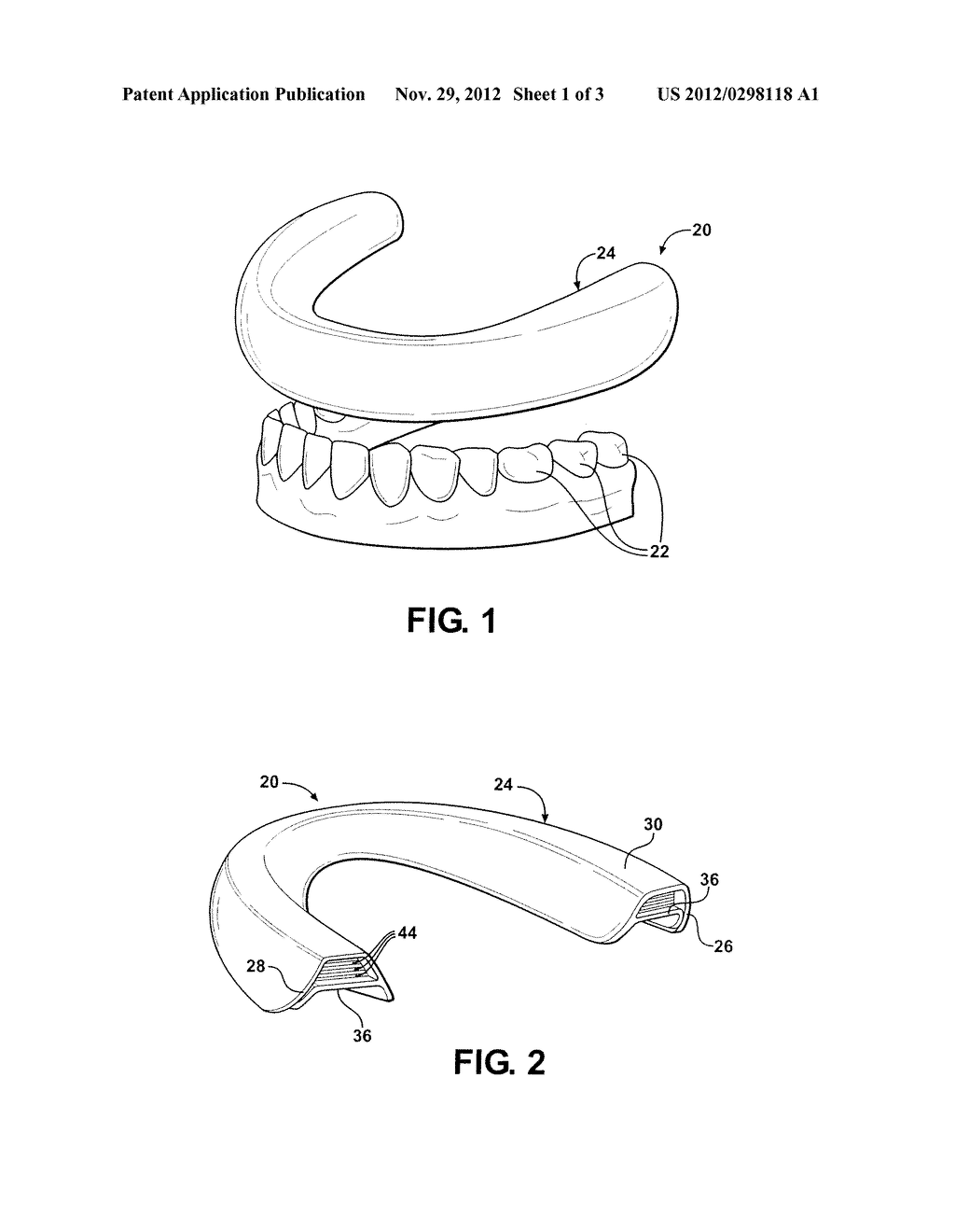 MOUTH GUARD FOR INCREASING STRENGTH AND STAMINA - diagram, schematic, and image 02