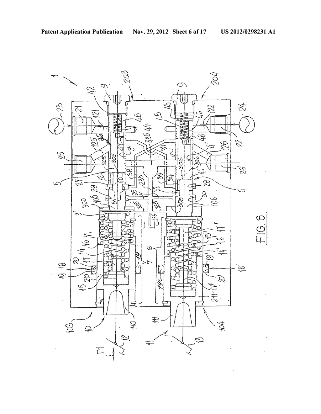 Hydraulic Valve - diagram, schematic, and image 07