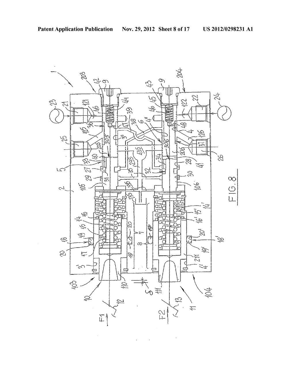 Hydraulic Valve - diagram, schematic, and image 09