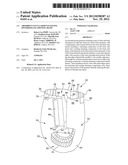 Absorbent Pant Garments Having Optimized Leg Opening Shape diagram and image