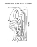 AUTOMOBILE OVER-BULKHEAD AIR INTAKE SYSTEM diagram and image