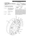 Centrifugal Clutch With Heat Mitigating Spring Arrangement diagram and image