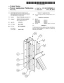 REINFORCEMENT POST FOR PALLET RACK FRAME AND PALLET RACK FRAME     INCORPORATING THE SAME diagram and image