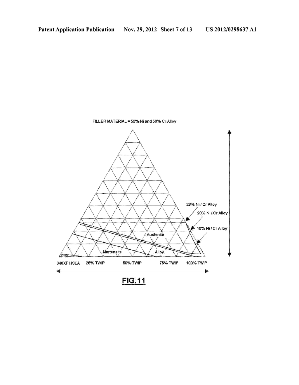 METHOD OF LASER WELDING TWIP STEEL TO LOW CARBON STEEL - diagram, schematic, and image 08