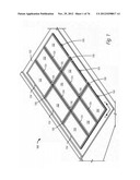 Pivot-Fit Frame, System and Method for Photovoltaic Arrays diagram and image