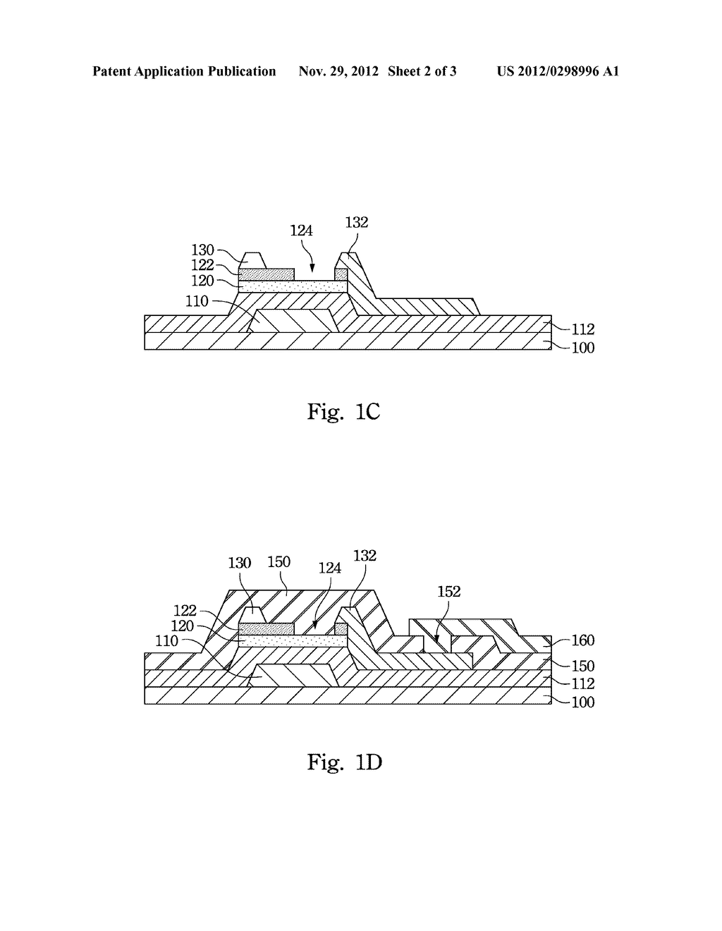 Thin Film Transistor and Method for Manufacturing the Same - diagram, schematic, and image 03