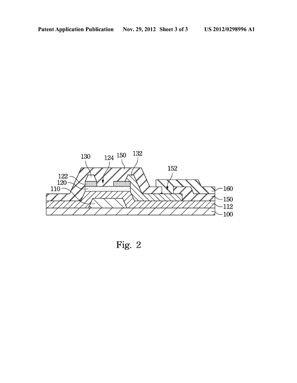 Thin Film Transistor and Method for Manufacturing the Same - diagram, schematic, and image 04