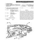 CROSS CAR BEAM ASSEMBLY INCLUDING REINFORCED POLYMERIZED ELEMENTS diagram and image