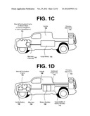 Charging Service Vehicles and Methods Using Modular Batteries diagram and image