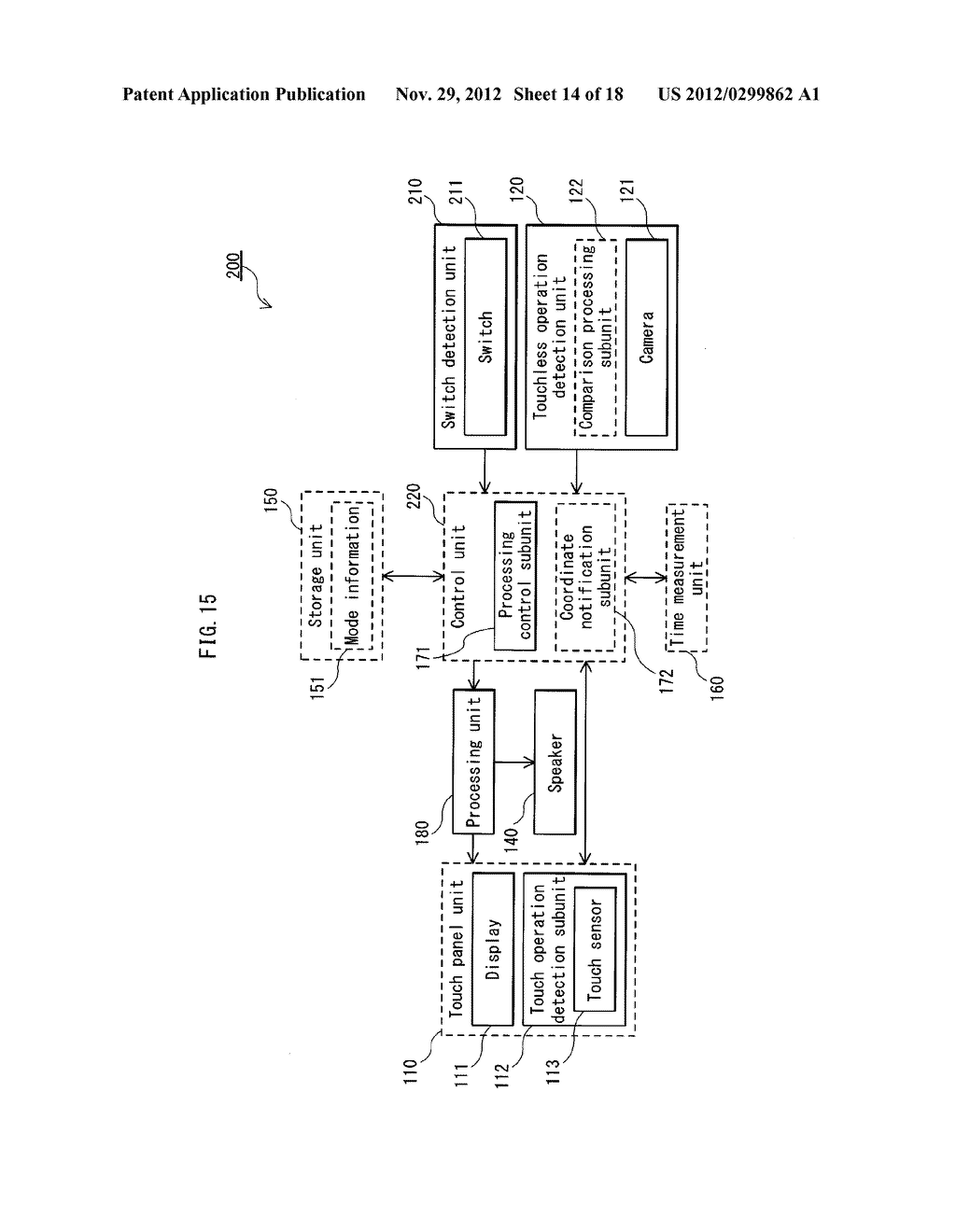 INFORMATION PROCESSING DEVICE, PROCESSING CONTROL METHOD, PROGRAM, AND     RECORDING MEDIUM - diagram, schematic, and image 15
