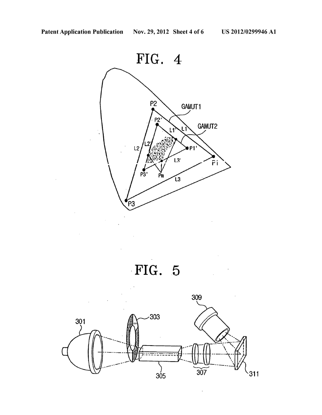 COLOR SIGNAL PROCESSING APPARATUS AND METHOD - diagram, schematic, and image 05