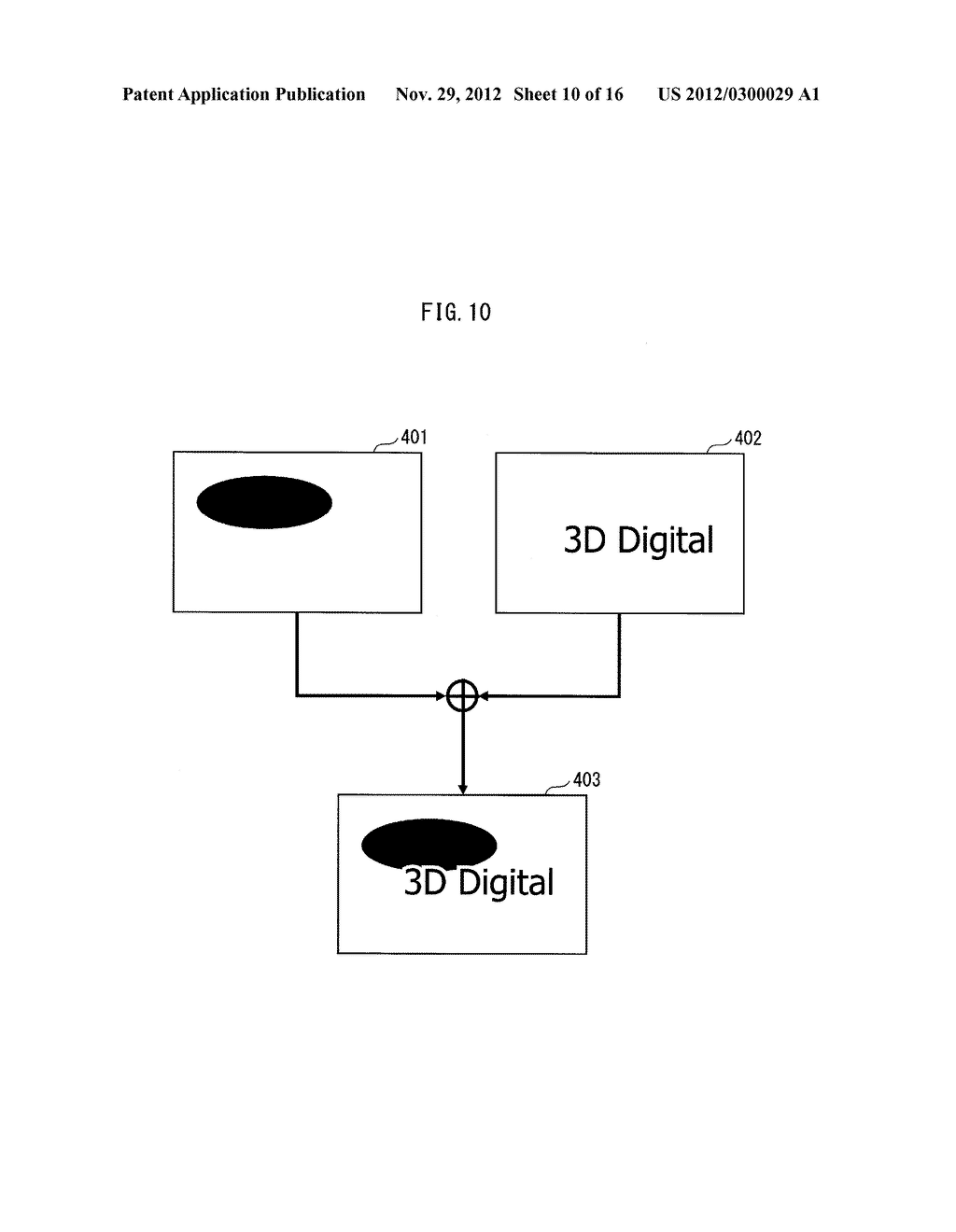 VIDEO PROCESSING DEVICE, TRANSMISSION DEVICE, STEREOSCOPIC VIDEO VIEWING     SYSTEM, VIDEO PROCESSING METHOD, VIDEO PROCESSING PROGRAM AND INTEGRATED     CIRCUIT - diagram, schematic, and image 11