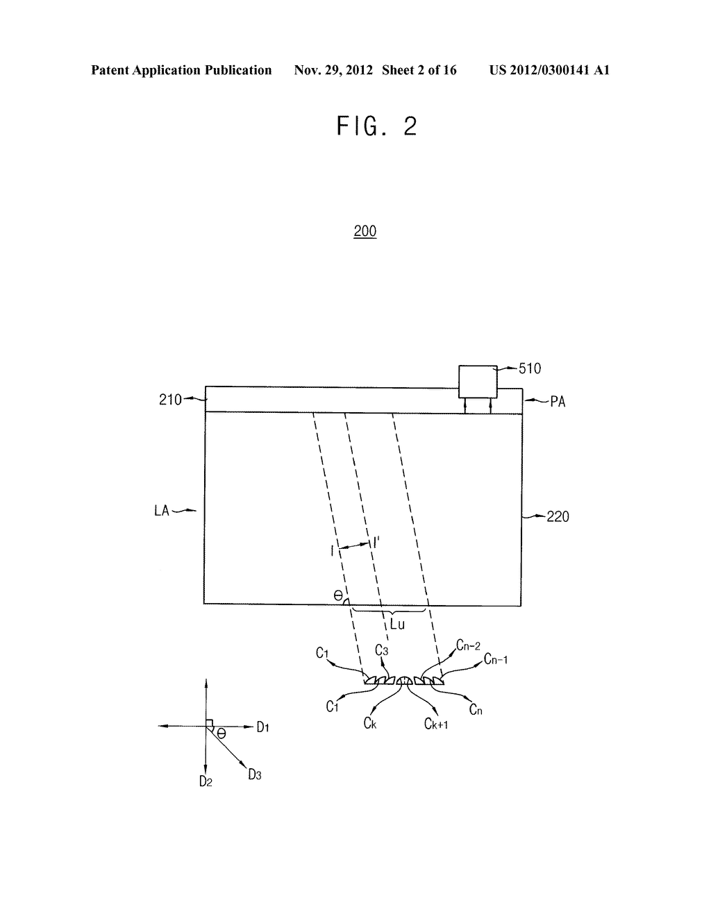 LENS PANEL, METHOD FOR MANUFACTURING THE LENS PANEL, DISPLAY APPARATUS     HAVING THE LENS PANEL, DISPLAY PANEL, A METHOD FOR MANUFACTURING THE     DISPLAY PANEL AND A DISPLAY APPARATUS HAVING THE DISPLAY PANEL - diagram, schematic, and image 03