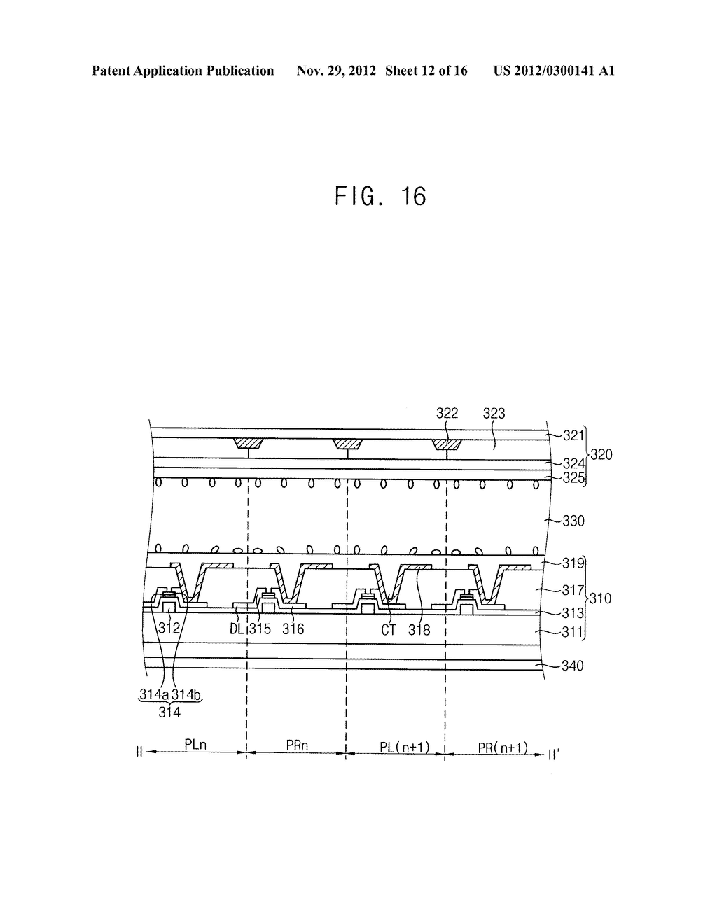 LENS PANEL, METHOD FOR MANUFACTURING THE LENS PANEL, DISPLAY APPARATUS     HAVING THE LENS PANEL, DISPLAY PANEL, A METHOD FOR MANUFACTURING THE     DISPLAY PANEL AND A DISPLAY APPARATUS HAVING THE DISPLAY PANEL - diagram, schematic, and image 13