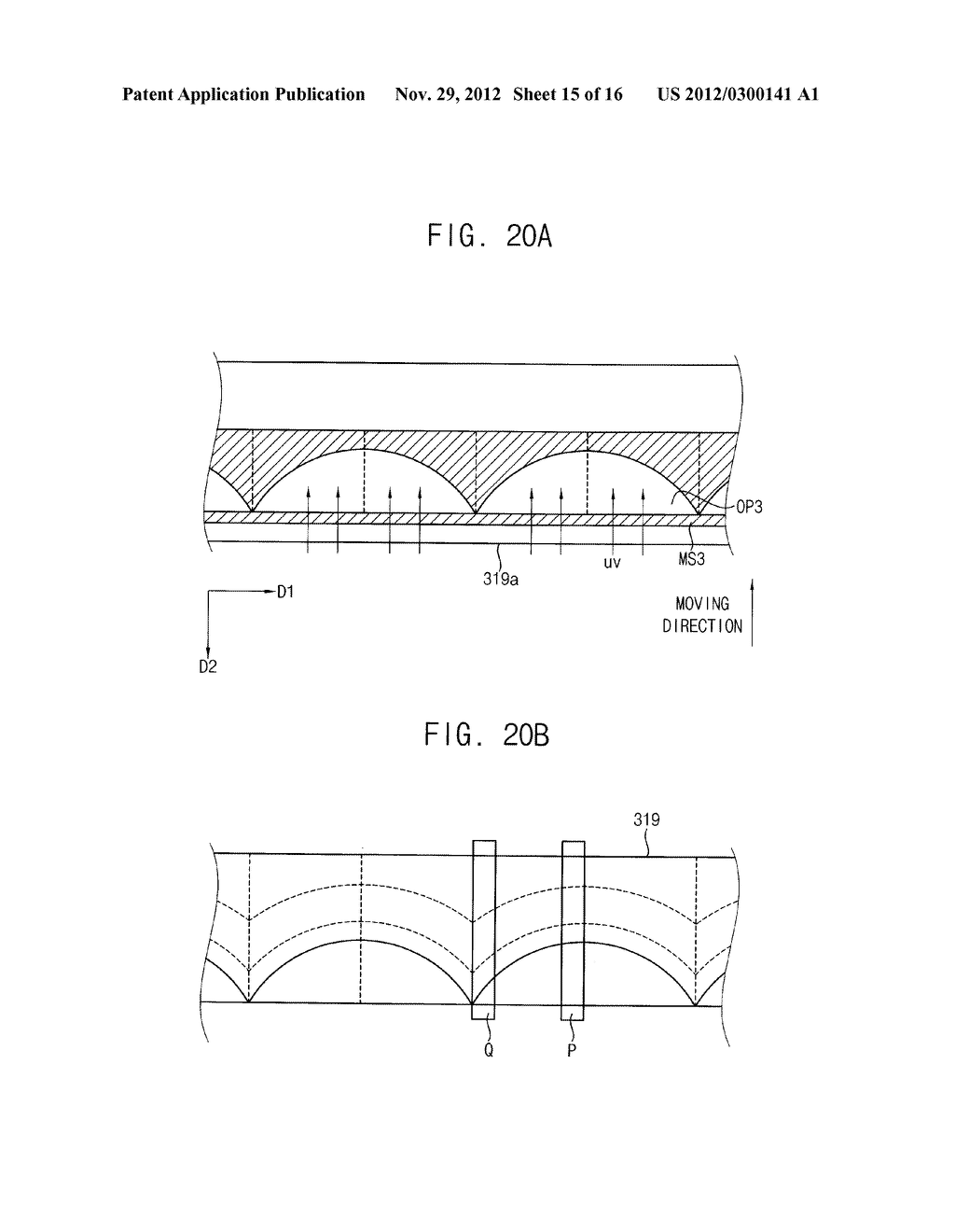LENS PANEL, METHOD FOR MANUFACTURING THE LENS PANEL, DISPLAY APPARATUS     HAVING THE LENS PANEL, DISPLAY PANEL, A METHOD FOR MANUFACTURING THE     DISPLAY PANEL AND A DISPLAY APPARATUS HAVING THE DISPLAY PANEL - diagram, schematic, and image 16