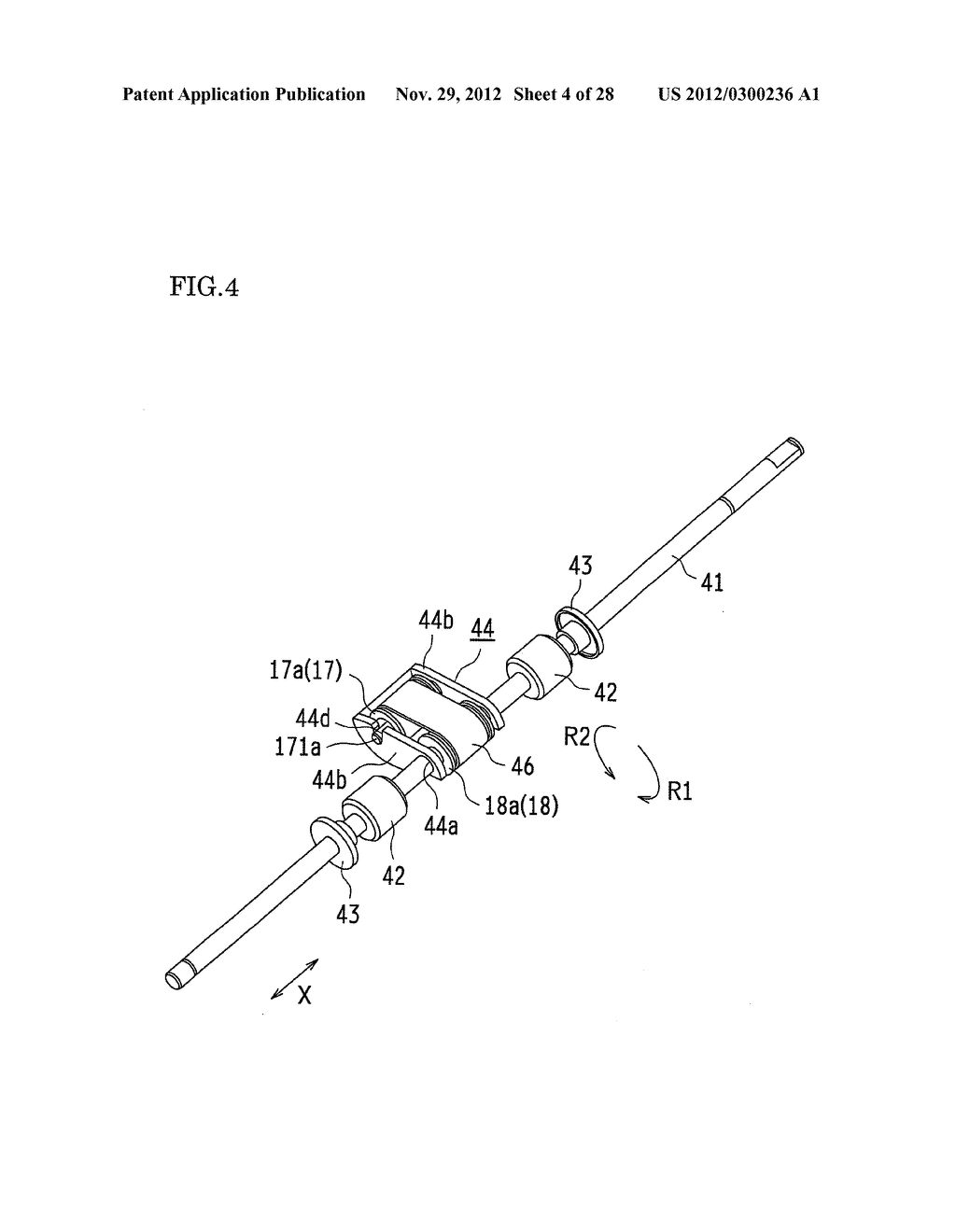 DOCUMENT FEEDING DEVICE AND IMAGE FORMING APPARATUS - diagram, schematic, and image 05