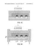 CONDUCTIVE STRUCTURE HAVING AN EMBEDDED ELECTRODE, AND SOLID CAPACITOR     HAVING AN EMBEDDED ELECTRODE AND METHOD OF MAKING THE SAME diagram and image