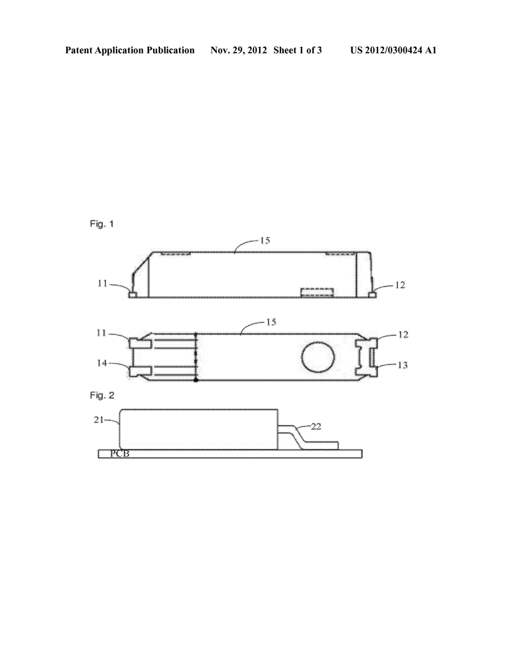 Crystal Device Without External Package and Manufacturing Method Thereof - diagram, schematic, and image 02