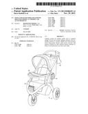 Novel enhanced stroller lighting processes products thereby and     accoutrements diagram and image