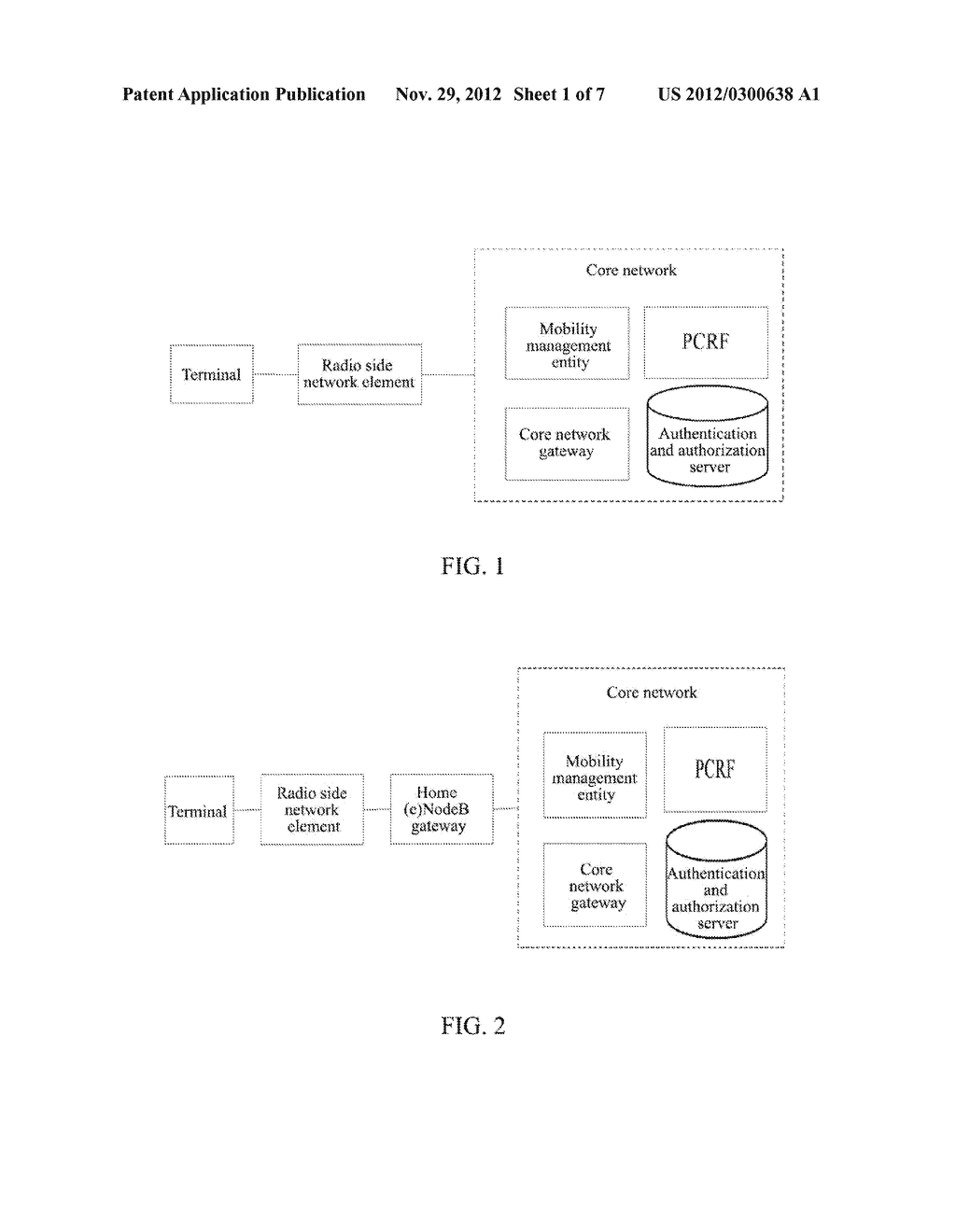 Method and System for Controlling Establishment of Local IP Access - diagram, schematic, and image 02