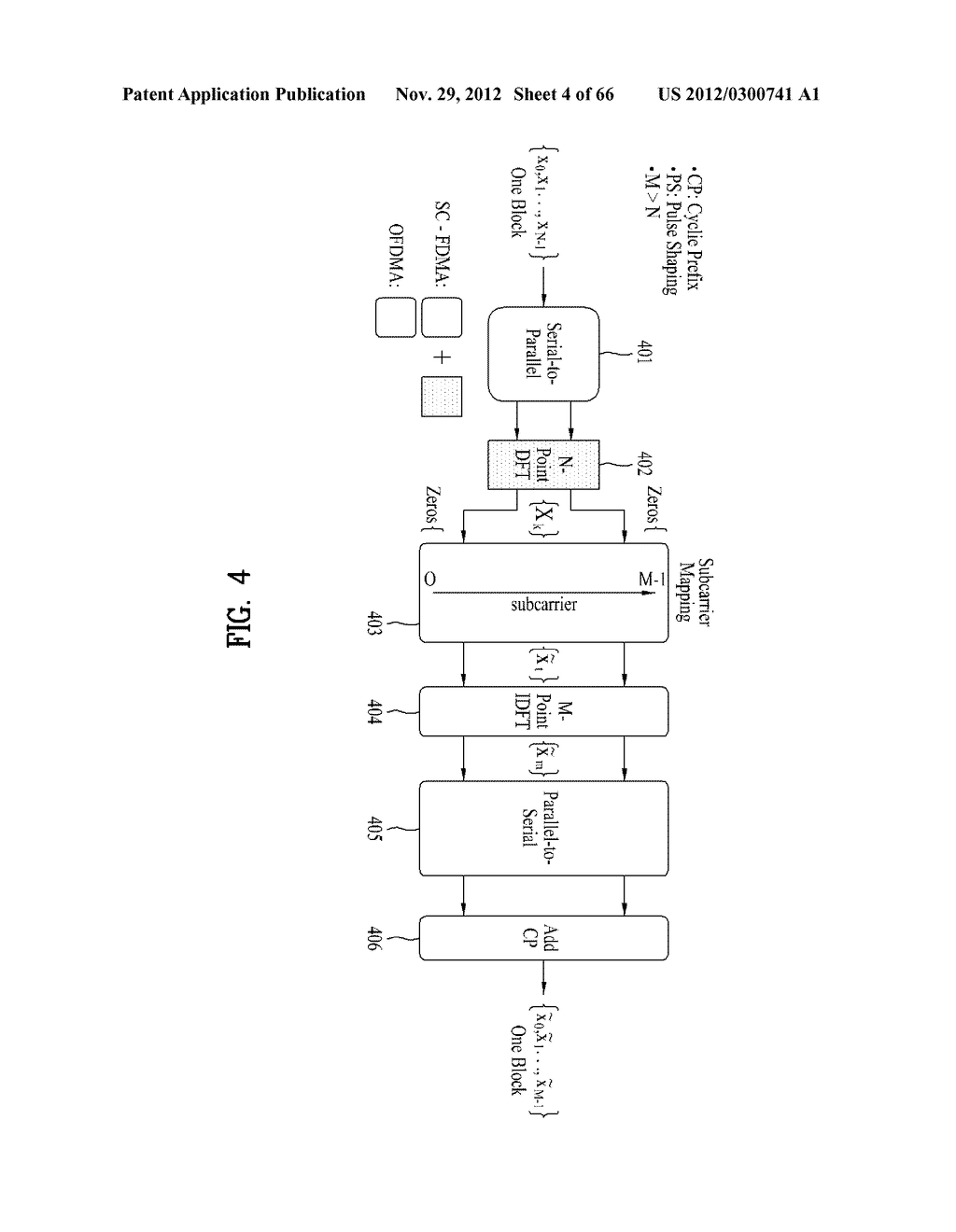 METHOD AND APPARATUS FOR TRANSMITTING CONTROL INFORMATION IN A WIRELESS     COMMUNICATION SYSTEM - diagram, schematic, and image 05