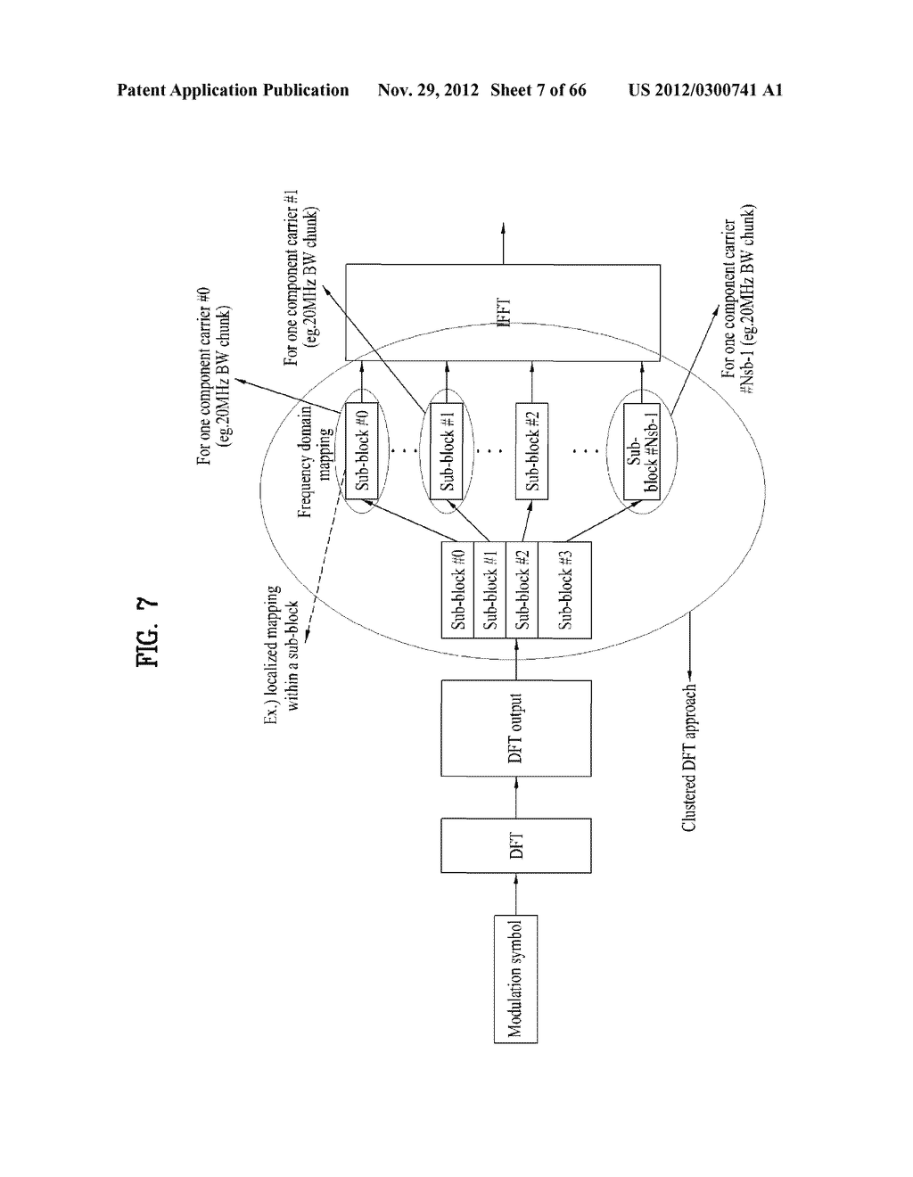 METHOD AND APPARATUS FOR TRANSMITTING CONTROL INFORMATION IN A WIRELESS     COMMUNICATION SYSTEM - diagram, schematic, and image 08