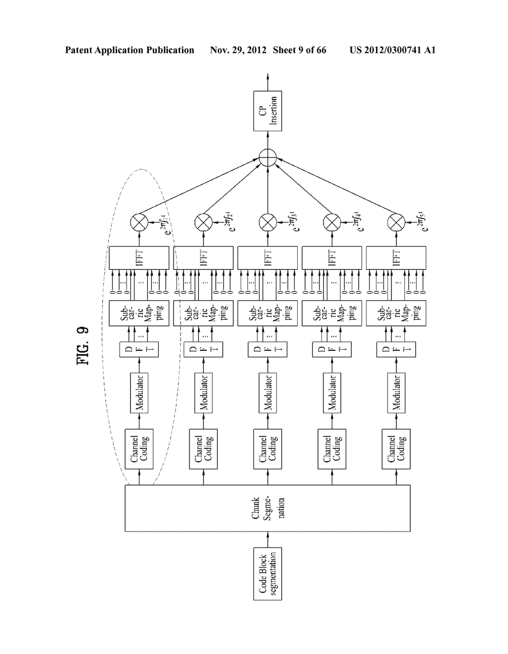 METHOD AND APPARATUS FOR TRANSMITTING CONTROL INFORMATION IN A WIRELESS     COMMUNICATION SYSTEM - diagram, schematic, and image 10