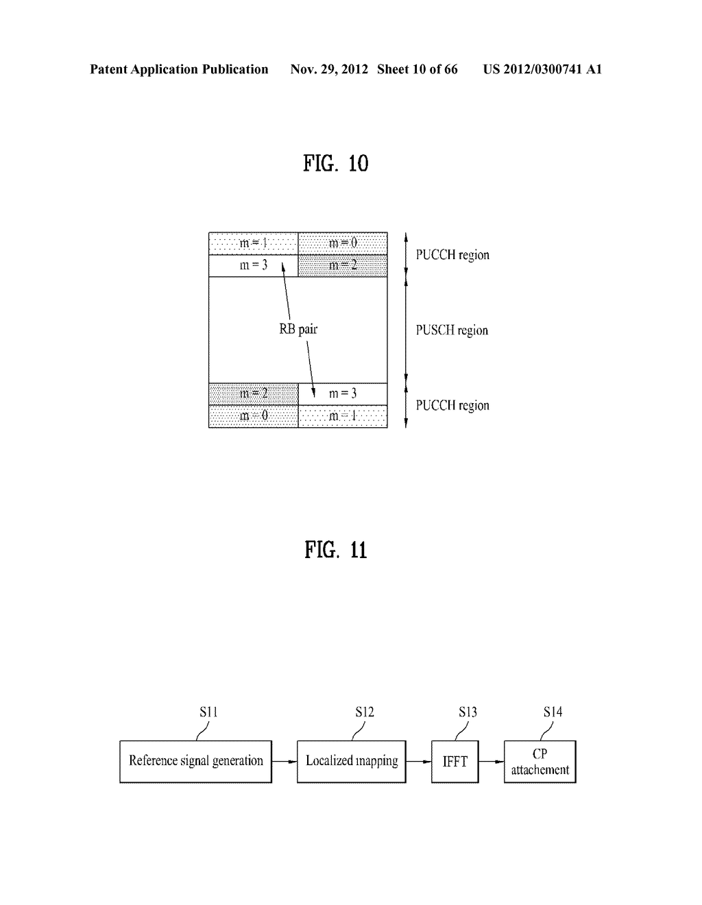 METHOD AND APPARATUS FOR TRANSMITTING CONTROL INFORMATION IN A WIRELESS     COMMUNICATION SYSTEM - diagram, schematic, and image 11